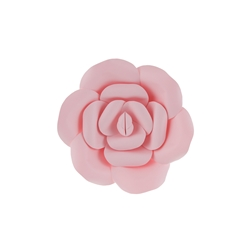 "Mega Crafts - 8"" Paper Craft Pedal Flower - Pink"
